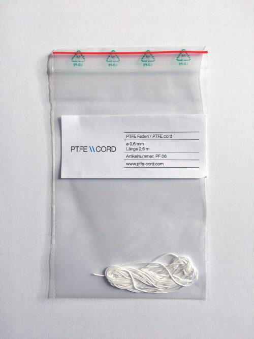 PTFE Cord / PTFE Faden